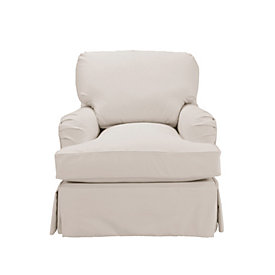 Eton Club Chair Slipcover Special Order Fabrics