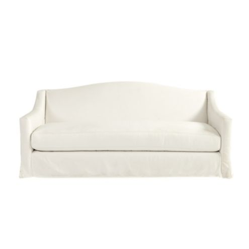 Riviera Indoor/Outdoor Sofa Slipcover - Made to Order