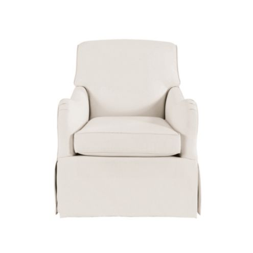 Elsie Swivel Glider Club Chair