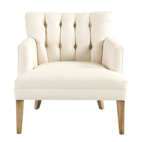 Lena Tufted Club Chair