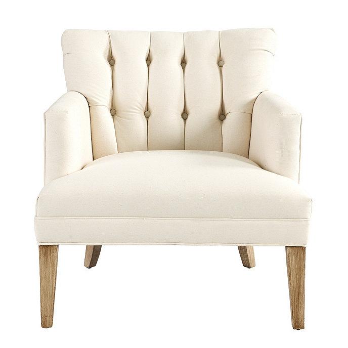Lena Tufted Club Chair  sc 1 st  Ballard Designs & Lena Tufted Club Chair | Ballard Designs