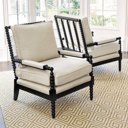 Shiloh Spool Chair Ballard Designs