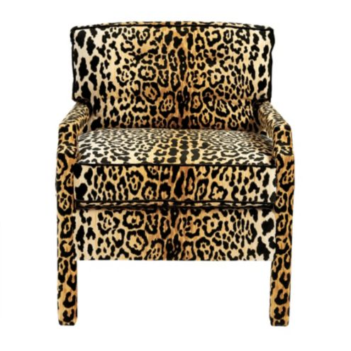 Robbie Chair in Serengeti Camel - Stocked