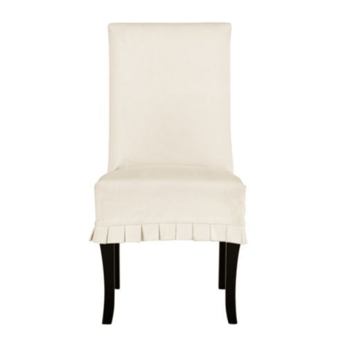 Couture Chair - Ballard Essential Pleated Slipcover