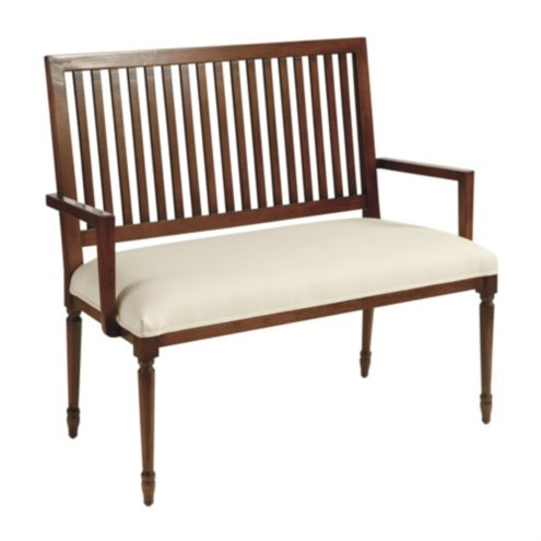 Monfort Loveseat Bench