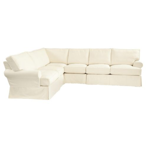 Davenport 4-Piece Sectional Frame