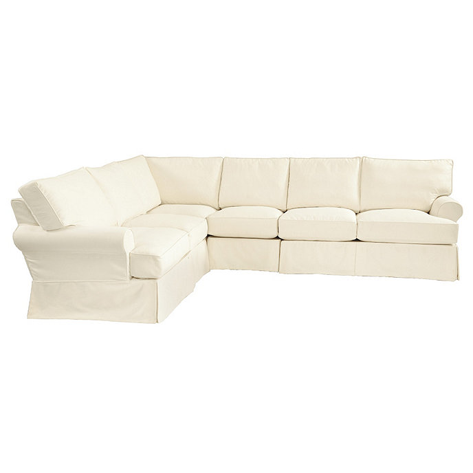 Exceptionnel Davenport 4 Piece Sectional Frame