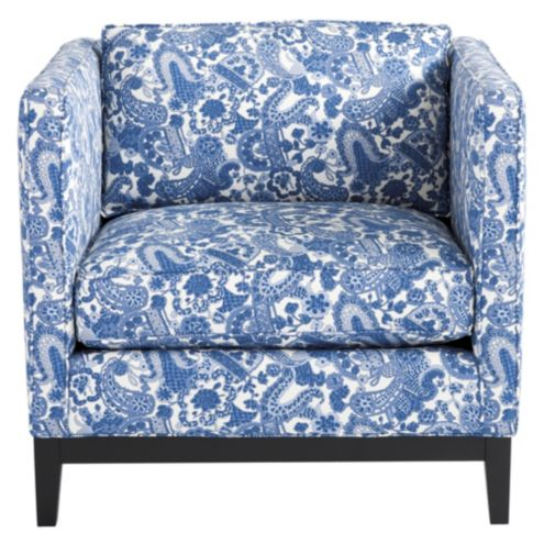 Marni Chair in Charlotte Blue - Stocked