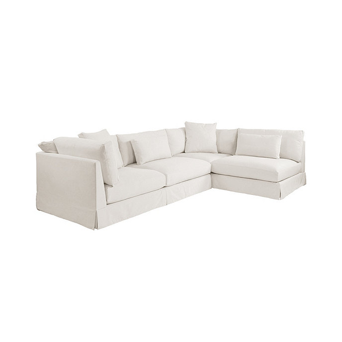 Roswell Left Arm Sectional