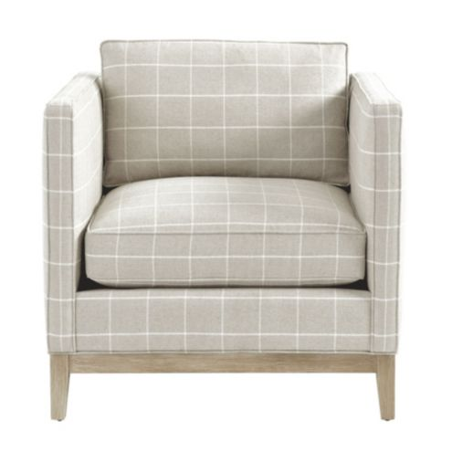 Marni Chair in Dover Linen - Stocked