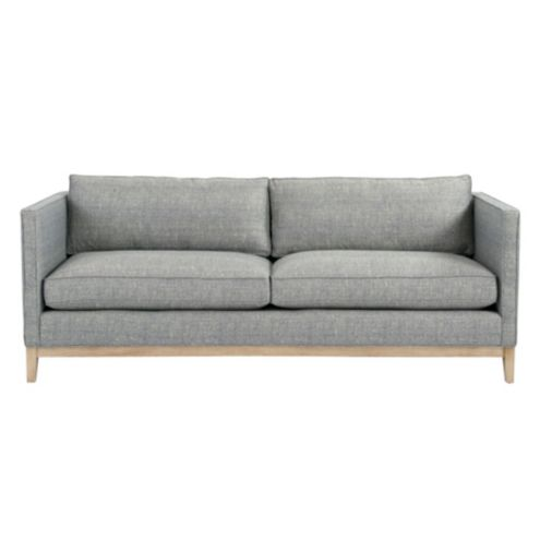 Marni Sofa in Sunbrella® Performance Chartres Storm -