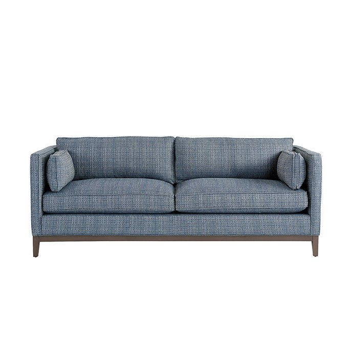 Marni Sofa In Coco Tweed Blue