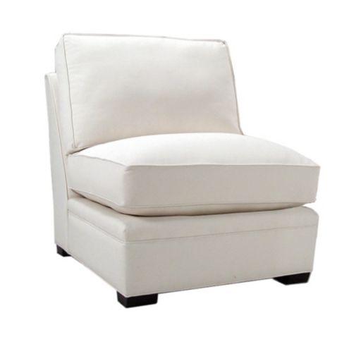 Emma Armless Chair Ballard Designs