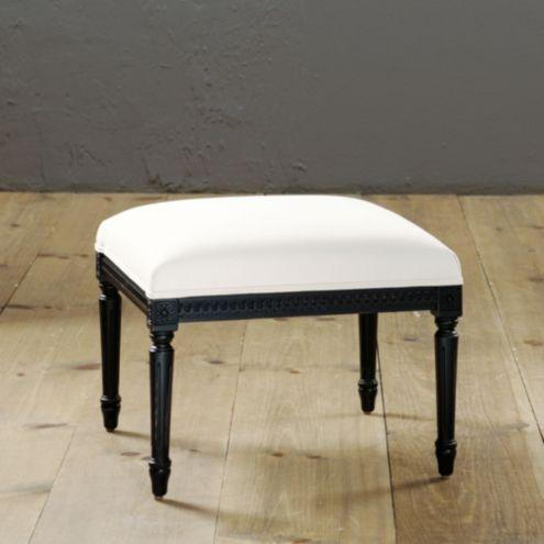 Suzanne Kasler Vanity Stool Ballard Designs