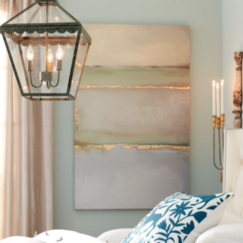 Seaview Stretched Canvas