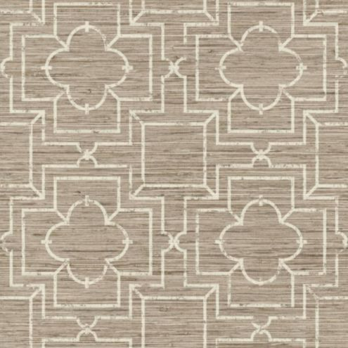 Port Trellis Wallpaper Double Roll