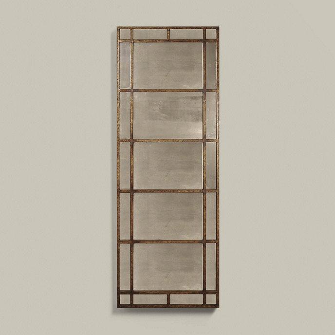Aurora Leaner Mirror | Ballard Designs