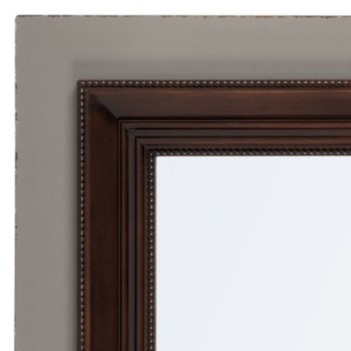 Casa Florentina San Giorgio Mirror Two-Tone - Antique