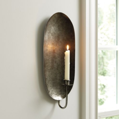 Montenegro Candle Sconce