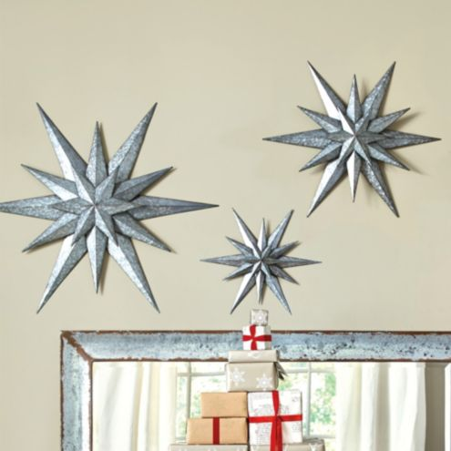 Moravian Star Wall Décor