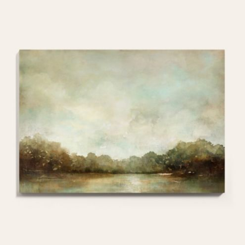 Suzanne Kasler Bayonne Stretched Canvas