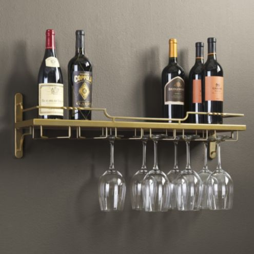 Bastille Wine Shelf